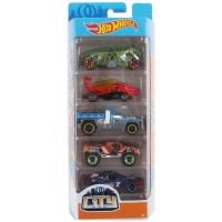 1806_2018_462w Set masinute Hot Wheels, City, FYL25 (5 modele)