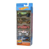 1806_2018_480w Set masinute Hot Wheels, HW Hot Trucks, GHP51 (5 modele)