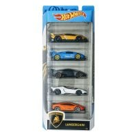 1806_2018_493w Set masinute Hot Wheels, Lamborghini, GHP62 (5 modele)