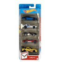 1806_2018_510w Set masinute Hot Wheels, Corvette, GTN35, 1:64 (5 modele)