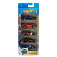 1806_2018_524w Set masinute Hot Wheels, Hw Legends, GTN38, 164 (5 modele)