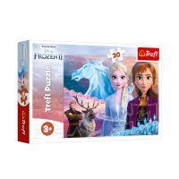 18253_001w Puzzle Trefl Disney Frozen 2, 30 piese