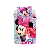 18BS281_001w Set lenjerie Disney Minnie Mouse, 2 piese