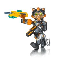 19830_036w Figurina Roblox - Cats In Space, Sergeant Tabbs (ROG0163)