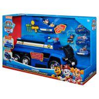 6058329_001w Set de joaca cu figurina si vehicule Paw Patrol Chase Ultimate Police Cruiser