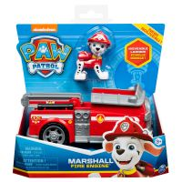 6052310 20114322 MARSHALL Masinuta cu figurina Paw Patrol, Marshall Fire Engine 20114322