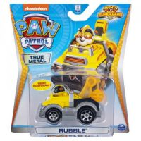 6054830_008w Masinuta cu figurina Paw Patrol True Metal, Rubble 20127215