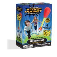 20008I_001w Set 4 rachete si pompa de aer Stomp Rocket Ultra