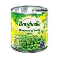 20054000003_001w Mazare verde Bonduelle, cutie, 425 ml