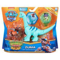 6058512_005w  Set 2 figurine Paw Patrol Dino Rescue, Zuma and Brontosaurus, 20129716