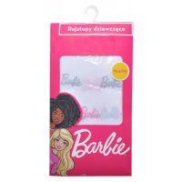 20191050 Dres de fete cu imprimeu Barbie, Alb