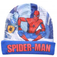 20191091B Caciula de baieti cu imprimeu Spiderman, Blue