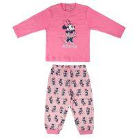20191502 Pijama cu imprimeu Minnie Mouse, Roz