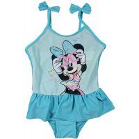 20201024B Costum de baie cu volane Disney Minnie Mouse, Albastru
