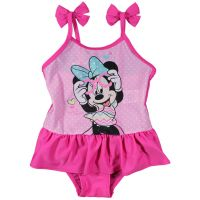 20201024R Costum de baie cu volane Disney Minnie Mouse, Roz