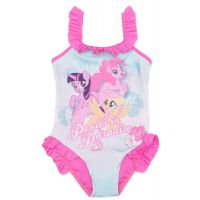 20201025R Costum de baie cu imprimeu My Little Pony, Roz