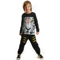 20204187 Set bluza cu maneca lunga si pantaloni sport Mushi 20204187