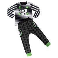 Set bluza cu maneca lunga si pantaloni sport Denokids 20204192-98 cm (3 ani)