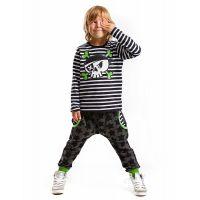 20204192 Set bluza cu maneca lunga si pantaloni sport Denokids 20204192