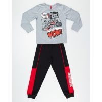 Set bluza cu maneca lunga si pantaloni sport Mushi 20204194-98 cm (3 ani)