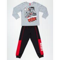 Set bluza cu maneca lunga si pantaloni sport Mushi 20204194-110 cm (5 ani)