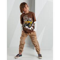 20204199 Set bluza cu maneca lunga si pantaloni sport Mushi Got Mud 20204199