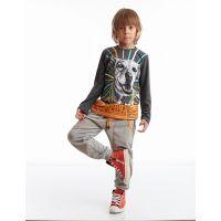 20204211 Set bluza cu maneca lunga si pantaloni sport Mushi 20204211