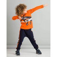 20204224 Set bluza cu maneca lunga si pantaloni sport Mushi 20204224