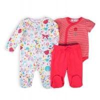 20211019 Set salopeta bebe, colanti si body Minoti Ladybug