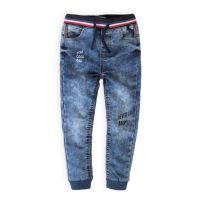 20211138 Pantaloni jeans cu banda elastica si snur Minoti Chill