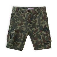 Pantaloni scurti cu buzunare laterale Minoti Mission-128-134 cm (8-9 ani)