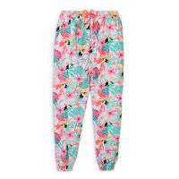 20211276 Pantaloni lungi cu banda elastica Minoti Jungle