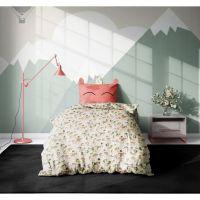 20212105_001w Set 3 piese lenjerie pat copii Viada Unicorn, 150 x 200 cm