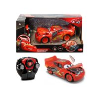 Masinuta McQueen Crazy Crash Cars 3 RC 1:24 203084018