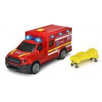 203713013028_001w Masinuta de ambulanta Pompierii Smurd Dickie, 132