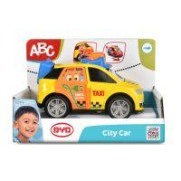 204112002_002w Jucarie bebelusi, masinuta, Abc, Byd City Car, Taxi