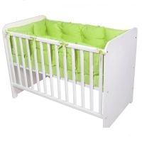 2083007 0007_001 Set Protectii Laterale pentru pat 4 Piese Lorelli, Green