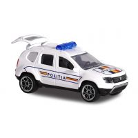 212057181SRO_003 Masinuta Dacia Duster Majorette, 7.5 cm, Politia