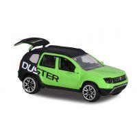 212057181SRO_005 Masinuta Dacia Duster Majorette, 7.5 cm, Verde