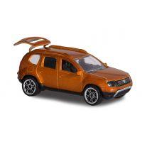 212057181SRO_007 Masinuta Dacia Duster Majorette, 7.5 cm, Maro