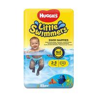 2183451_001w Scutece Huggies Little Swimmers, Nr 2-3, 3 - 8 Kg, 12 buc
