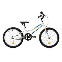 2192011292_001w Bicicleta copii DHS Venture 2011, 20 inch, Alb-Albastru