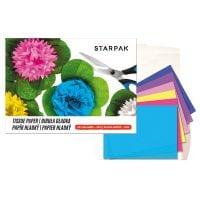 222722_001w Set hartie colorata Starpak, C4, 20 culori