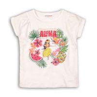 22331364 Tricou cu broderie si imprimeu Aloha, Minoti Funhouse