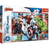 Puzzle 300 piese, Trefl, The Avengers