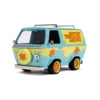 253252011_001w Masinuta metalica Scooby Doo, Mistery Machine, 132