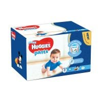 2558021_001w Scutece Huggies Pants Box Boys, Nr 3, 6 - 11 Kg, 88 buc