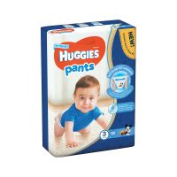 2558211_001w Scutece Huggies Mega Pants Boys, Nr 3, 6 - 11 Kg, 58 buc