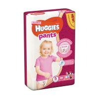2558241_001w Scutece Huggies Mega Pants Girls, Nr 5, 12 - 17 Kg, 44 buc