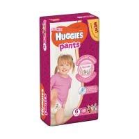 2558261_001w Scutece Huggies Mega Pants Girls, Nr 6, 15 - 25 Kg, 36 buc